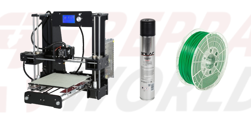 Prusa i3 Pro DIY Start Bundle - € 258